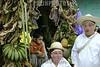 Nicaragua : Los masayas salieron a las calles este domingo para ser parte del tradicional Torovenado El Malinche, donde el principal objetivo de esta fiesta es rescatar las tradiciones del barrio Monimbo . Como todos los anos, en el Torovenad - El Malinche se puede apreciar las imitaciones de los politicos, el actual litigio entre Nicaragua y Costa Rica fueron destacados por los participantes disfrazados en la celebracion los 67 anos del Torovenado El Malinche. / Nikaragua: Parade. © Jorge Torres Artola/LATINPHOTO.org