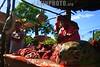 Nicaragua - Puerto Cabezas : Miskitos en el Puerto de Bilwi, Puerto Cabezas se dedican a la Caza y Pesca de las Tortugas verdes, las cuales se encuentran en estado de extincion, tienden redes en las corrientes marinas de Sandy Bay y Cayos Miskitos en el Atlantico de Nicaragua . Estas son comercializadas por el costo de U$ 25 a U$ 50. Lista Roja de la UICN. / Turtle meat sold in puerto cabezas. Green sea turtle. C. mydas is listed as endangered by the IUCN and CITES and is protected from exploitation in most countries. It is illegal to collect, harm or kill them. / Nikaragua: In einem Auto werden gefangene Schildkröten in Puerto de Bilwi transportiert. Die Suppenschildkröte (Chelonia mydas) ist ein Vertreter der Meeresschildkröten. Seit 1988 steht sie durch das Washingtoner Artenschutz-Übereinkommen unter internationalem Schutz. Rote Liste gefährdeter Arten. Artenschutz. © Inti Ocon/LATINPHOTO.org