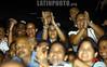 Venezuela : Actos culturales realizados por la direccion de turismo de la alcaldia del municipio sotillo, durante el asueto d ela semana santa, abril del 2010 . / Publikum, Zuschauer während einer Folkloredarbietung. © Juan Carlos Hernandez/LATINPHOTO.org