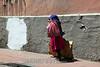 Ecuador, Quito, mujer indigena . / Ekuador : Indigene Frau. © German Falke/LATINPHOTO.org