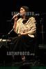 Argentina - Buenos Aires : Las cantante brasilena Monica Salmaso presenta en el ND/ATENEO dentro del ciclo Musica Brasilena en Argentina (MUBA) . / Argentina: The brazil singer Monica Salmaso. / Argentinien: Die brasilianischen Sängerin Monica Salmaso. © Marcelo Somma/LATINPHOTO.org