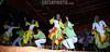 Venezuela : Actos culturales realizados por la direccion de turismo de la alcaldia del municipio sotillo, durante el asueto d ela semana santa, abril del 2010 . / Folkloredarbietung wärend der Karwoche. Tänzer. Tanzgruppe. © Juan Carlos Hernandez/LATINPHOTO.org