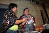 Mexico: Qro . La ganadora del Premio Nobel de la Paz Rigoberta Menchu estuvo en el estado de Qro. en una conferencia para el ITESM. / Rigoberta Menchu Tum during a conference in Queretaro. / Mexiko: Die guatemaltekische Menschenrechtsaktivistin Rigoberta Menchu Tum während einer Konferenz in Queretaro. © Nayeli Rosas Bejarano/LATINPHOTO.org