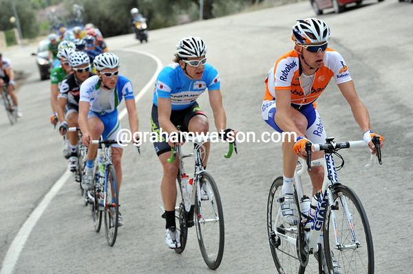 Clement is still forcing the pace - is Rabobank in coherts with Shack..?