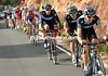 Sky is chasing the escapers down, making a big sprint inevitable, and increasing Wiggins' chances for a G.C win here...