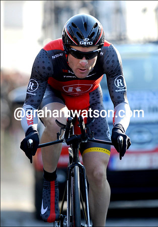 Levi Leipheimer made a quiet-looking start to his Paris-Nice, but he still took third at six-seconds...