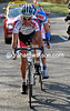 Philippe Gilbert and Martin Veelers have replaced the older escape with about 40-kilometres to go...