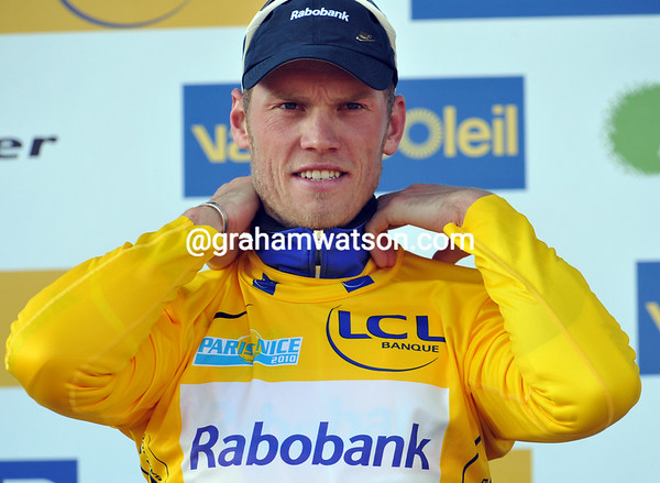 Lars Boom look quite invincible for now - but can he climb with the climbers in the coming days..?