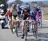 Xavier Tondo is leading a big escape that's emerged about 40-kilometres into the stage...