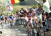 Tony Martin makes a big attack from the peloton...