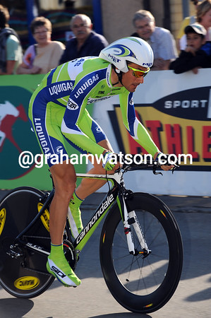 He can do better - Ivan Basso placed 77th at 16-seconds today...
