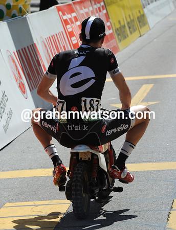 04.29 - Tour of Romandie: Stage 2