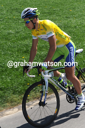 Peter Sagan has yet to breathe in anger today...