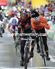 Alejandro Valverde wins stage five into Sion - and he wins the 2010 Tour de Romandie overall..!