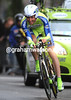 Ivan Basso, another G.C contender, lost 23-seconds in taking 37th place...