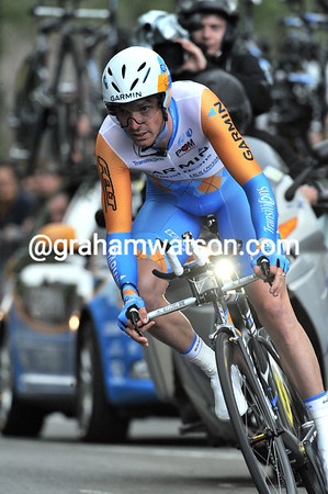 David Millar took 7th place at six-seconds...