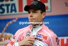 A bit early, but Cadel Evans has become race-leader of the Giro after an eventfuly day - his luck seems to be holding out for now..!