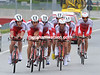 """Cofidis were third from last, 2'29"""" down on the winning time..."""