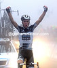 Chris Anker Sorensen wins stage eight atop the Terminillo pass...