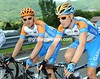 Garmin's Aussie babes, Jack Bobridge and Cameron Meyer, discuss life in the Giro - Meyer has recovered from his shoulder injury...