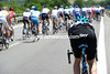 Wiggins uses his aerodynamic physique to speed back unaided...