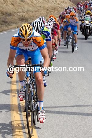 ...several teams have moved to the front to help bring back the break.