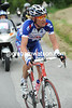 Vladimir Karpets has attacked from the peloton and launched himself with 60-kilometres still to go...