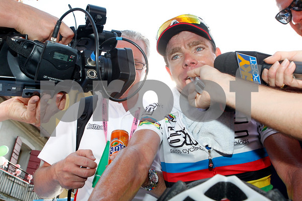 Evans has moved to within eight minutes of the Maglia Rosa today, and the Australian has a whole lot more to give...