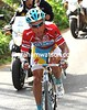 Vinokourov's Giro hopes will be over after the Zoncolan has finished with him today...