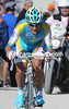 "Alexandre Vinokourov placed 8th at 1'37"" and has slipped to 7th overall..."