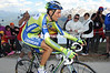 "Ivan Basso placed 6th at 1'10"" and is in 2nd-place overall now..."