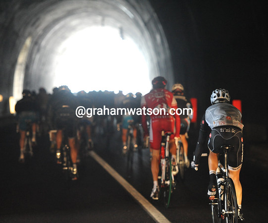 There's light at the end of this tunnel...
