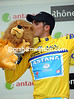 The lion sleeps tonight - Alberto Contador can dream of a bigger race in a month's time...
