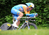 David Millar was more off the pace than he would have liked - the Scot took 13th at 15-seconds...