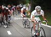 Nicholas Roche launches his attack - that too gets nullified...