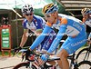 Time to chat - Robbie McEwen and Matthew Wilson...
