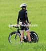 Hunt awaits the bike...