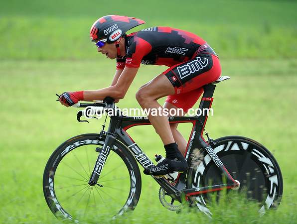 """Alessandro Ballan produced his best ride of the race - the Italian took 14th at 1' 20""""..."""
