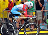 """Andy Schleck was the lowest of the overall favourites in 122nd place at 1' 09""""..."""