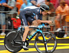 Geraint Thomas took 5th at 23-seconds - he was Team Sky's best finisher today...