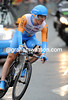 TYler Farrar was the day's fastest sprinter - the American took 7th place at 28-seconds...