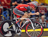 Levi Leipheimer took a great 8th place at 28-seconds...and on wet roads!