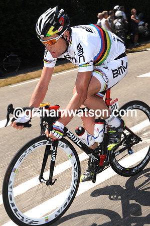 The best Champion oi them all - Cadel Evans..?