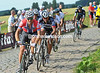 Hushovd has helped create an elite group of about seven riders - including Cancellara, Andy Schleck, Cadel Evans and Geraint Thomas...