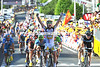Mark Cavendish wins stage five - he's on the come back trail in this Tour de France..!