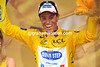 Sylvain Chavanel is the new race-leader, again, but for just one day like the last time..?