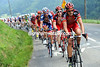 BMC grits its teeth and settles in for a long day of chasing - Alessandro Ballan is the man leading hoere...