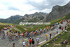 Even under cloudy skles, the Col du Tourmalet is a great place to see the Tour de France...