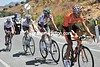 Egoi Martinez has managed to get a four-man escape going after 40-kilometres of racing...