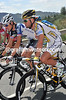 With time to talk, Mark Cavendish is enquiring about Andy Schleck's new team for 2011...